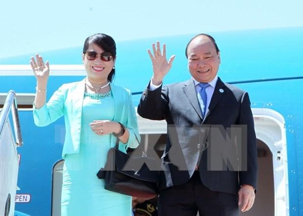 Concluye premier vietnamita visita a Mongolia y participacion en Cumbre de ASEM hinh anh 1