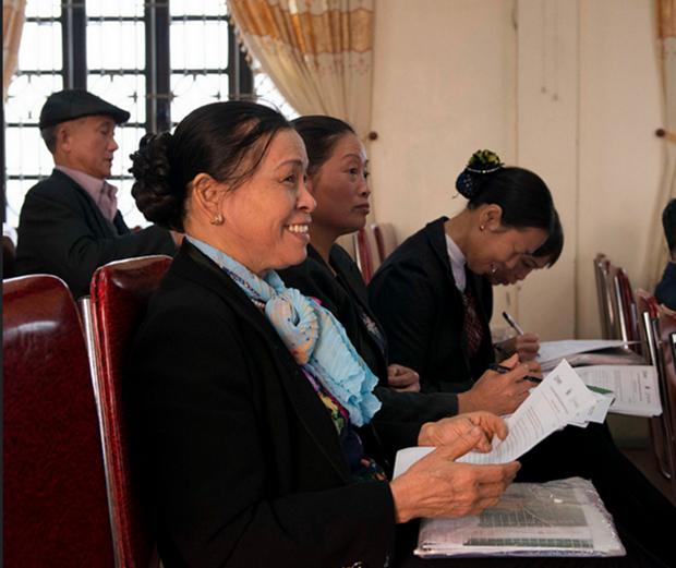 Mejoran conciencia publica sobre acceso femenino a terreno en Vietnam hinh anh 1