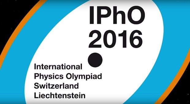 Vietnam gana dos oros en Olimpiada Internacional de Fisica hinh anh 1