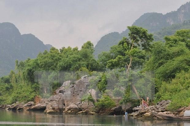 Ubicado Phong Nha-Ke Bang entre los mejores parques sudesteasiaticos hinh anh 1