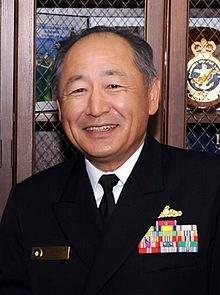 Alto funcionario militar japones visita Vietnam hinh anh 1