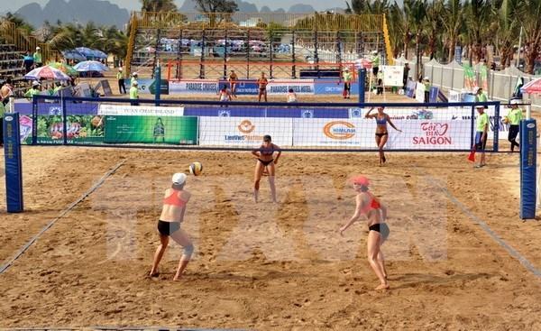 Visa gratuita para participantes en Juegos Asiaticos de Playa hinh anh 1