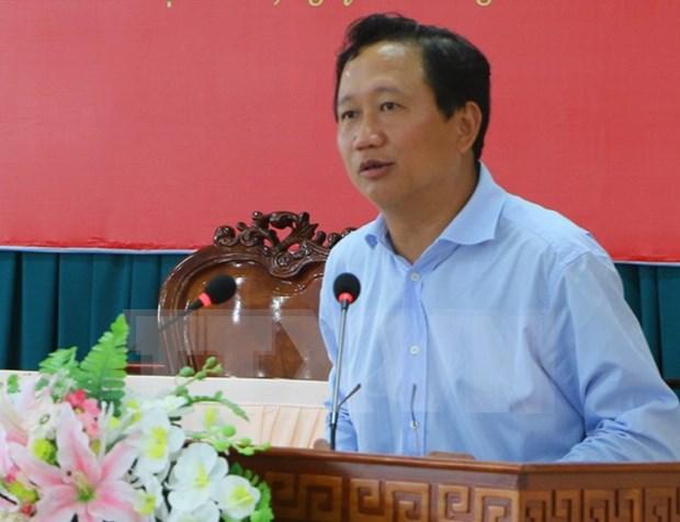 Lider partidista dirige labores relativas a caso violatorio de exdiputado hinh anh 1