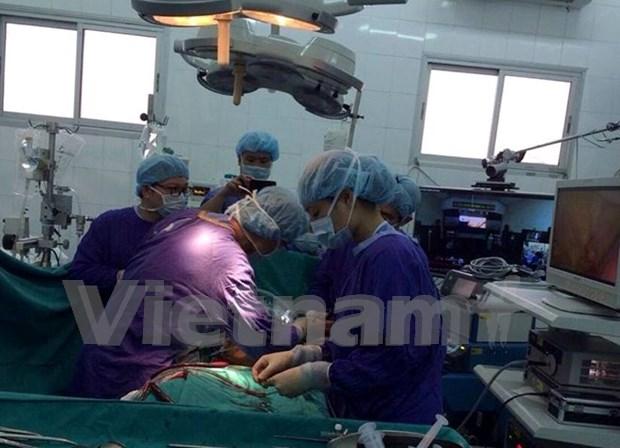 Vietnam y Australia intercambian experiencias en el sector de salud hinh anh 1