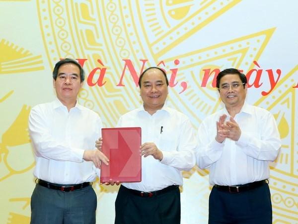 Designan a jefe del Comite directivo de Noroeste de Vietnam hinh anh 1