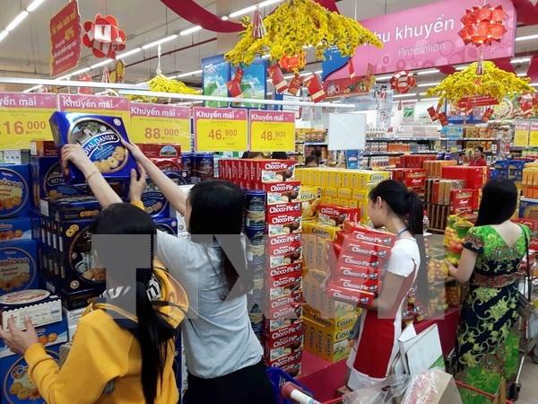 Rebajan prevision de desarrollo economico de Vietnam hinh anh 1