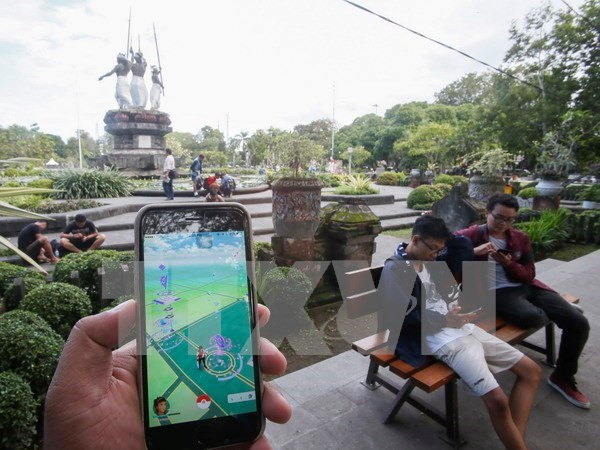 Indonesia prohibe juego de Pokemon Go entre fuerzas policiales hinh anh 1
