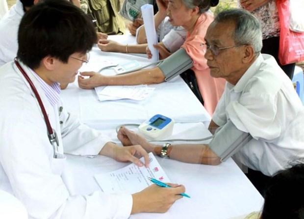 Doscientos mil muertos anuales en Vietnam por enfermedades cardiovasculares hinh anh 1