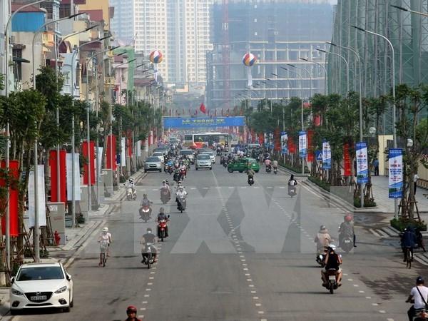 Hanoi busca cooperacion de Singapur en desarrollo de aereas urbanas hinh anh 1
