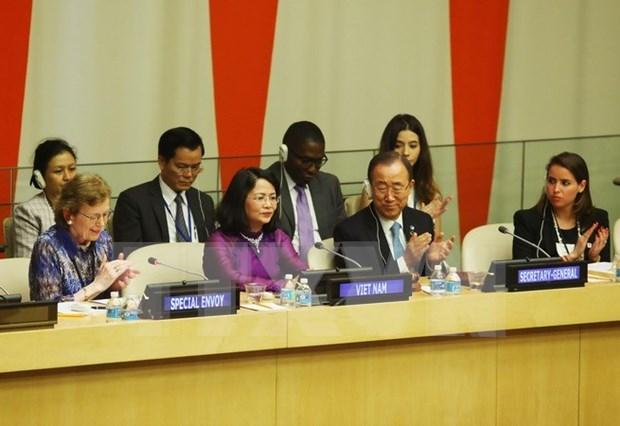 Vietnam recaba ayuda internacional en enfrentamiento a cambio climatico hinh anh 1