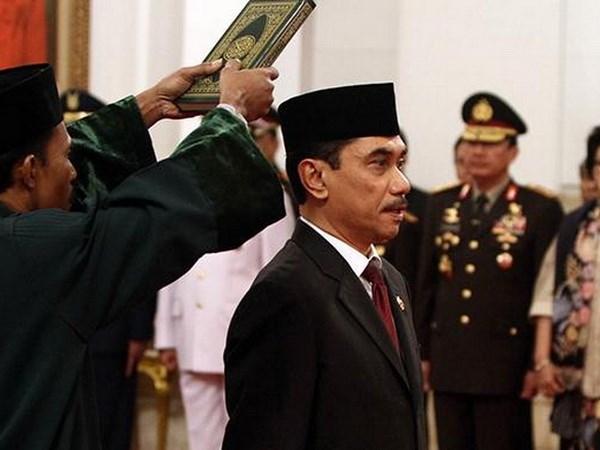 Indonesia nombra a jefes de agencias antiterrorista y de gestion medicamentosa hinh anh 1
