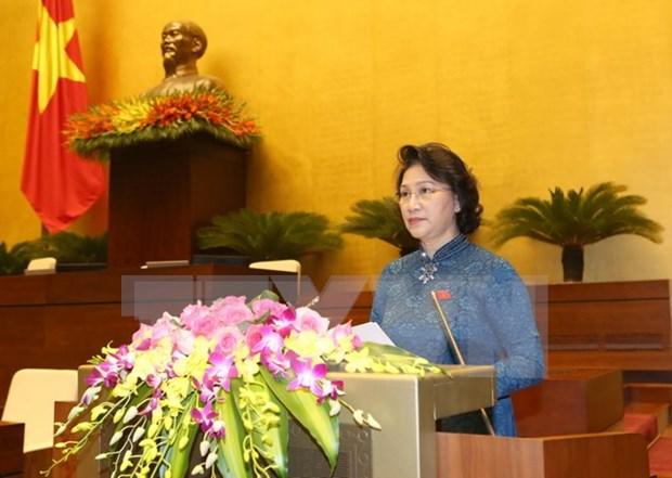 Electorado nacional confia en exitos del Parlamento en la nueva legislatura hinh anh 1