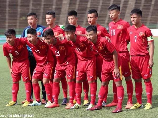 Vietnam jugara contra Camboya en campeonato de futbol de ASEAN hinh anh 1