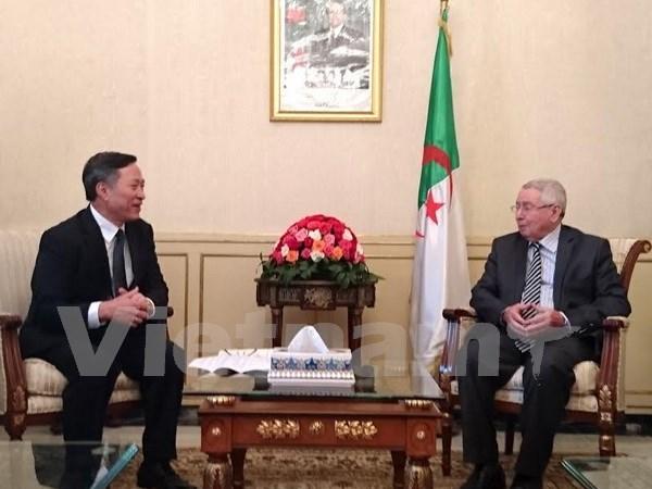 Argelia destaca logros de desarrollo de Vietnam hinh anh 1