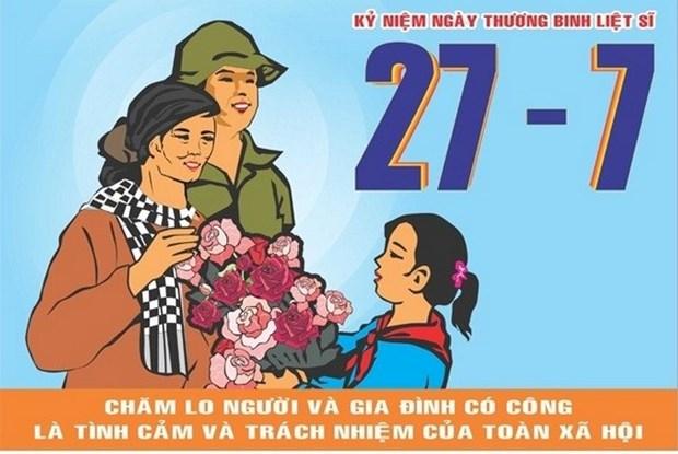 Gala artistica honra a martires vietnamitas hinh anh 1