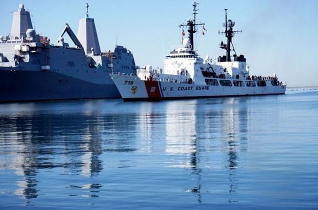 Armada de Filipinas recibe tercera fragata estadounidense hinh anh 1