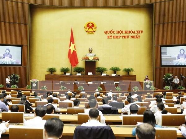 Continuan en Vietnam sesion del Parlamento de nueva legislatura hinh anh 1