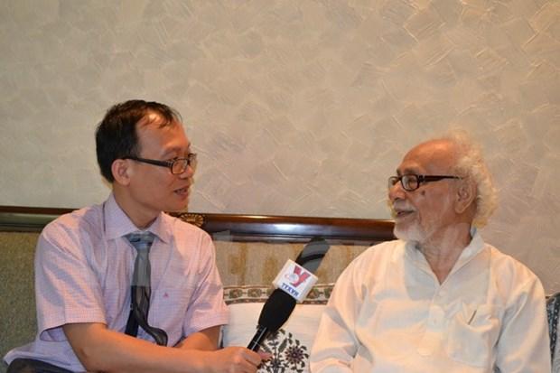 Comite de Solidaridad India-Vietnam apoya dictamen de PCA hinh anh 1