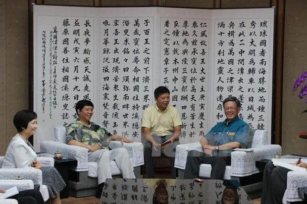 Prefectura japonesa de Okinawa desea ampliar cooperacion con Vietnam hinh anh 1
