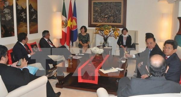 Vietnam impulsa cooperacion entre ASEAN y Alianza del Pacifico hinh anh 1