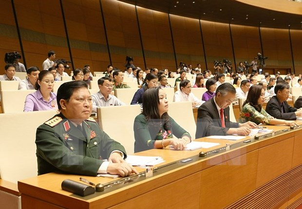 Diputados esperan reforma energica en Parlamento de XIV legislatura hinh anh 1