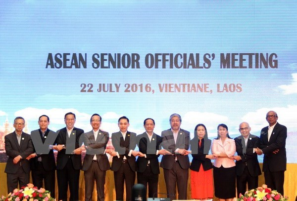 ASEAN afirma importancia de fortalecer solidaridad dentro del bloque hinh anh 1