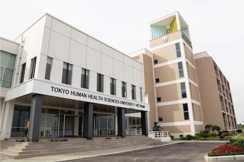 Inauguran Universidad de Medicina Tokio-Vietnam en provincia vietnamita hinh anh 1