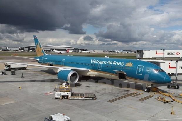Vietnam Airlines firmo acuerdo de entrenamiento de pilotos con CAE hinh anh 1