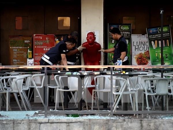 Malasia detiene a 14 yihadistas en operacion antiterrorista hinh anh 1