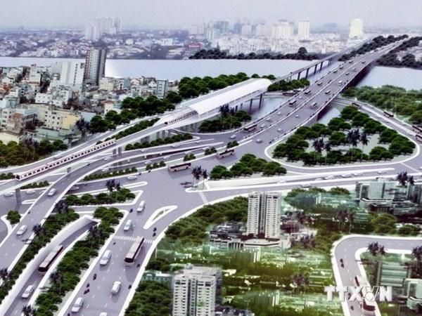 Necesita Ciudad Ho Chi Minh gran capital para proyectos de infraestructura hinh anh 1
