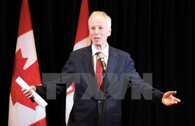 Abren Embajada de Canada en Laos hinh anh 1