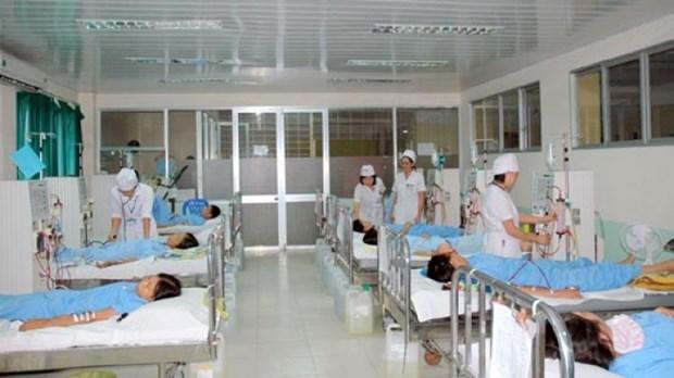 Sector de salud de Hanoi mejora servicios con nuevas lineas telefonicas directas hinh anh 1