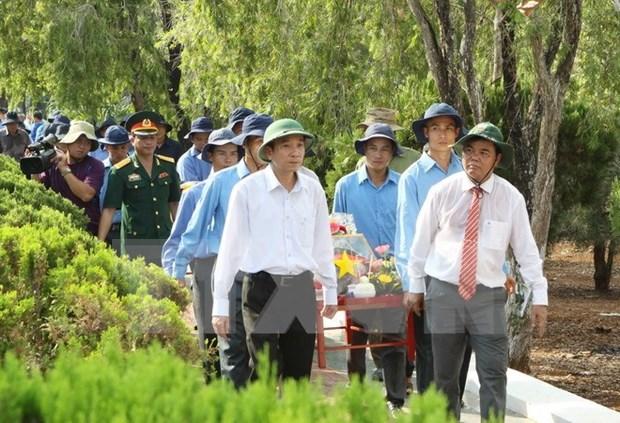 Encontrados 748 restos de combatientes vietnamitas en Camboya hinh anh 1