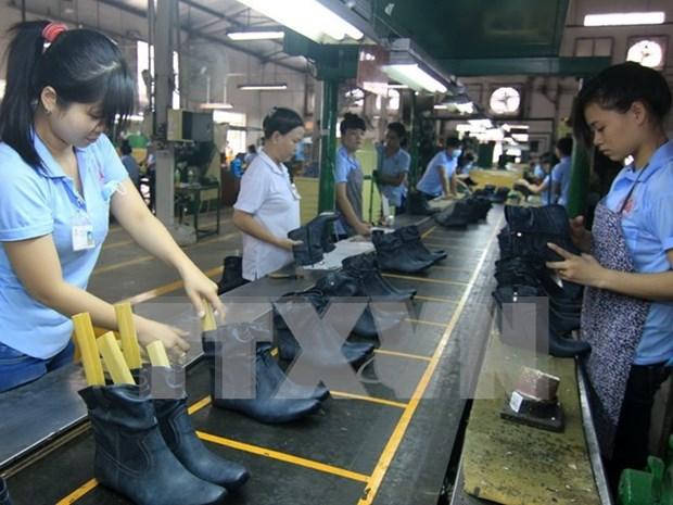 Exportacion de cuero de firmas domesticas de Vietnam enfrenta baja de ingreso hinh anh 1