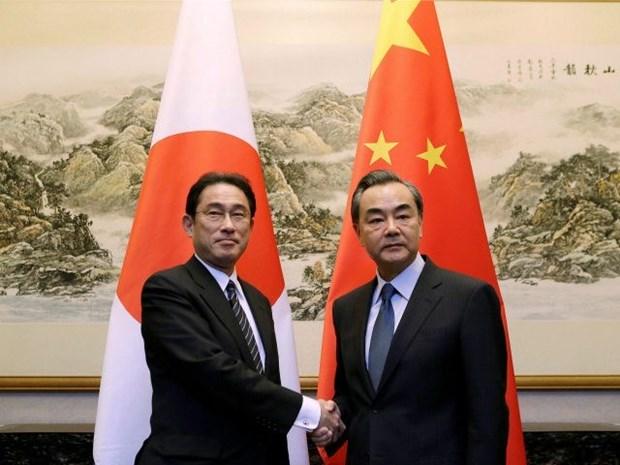 Japon llama a China a respetar el fallo de PCA hinh anh 1