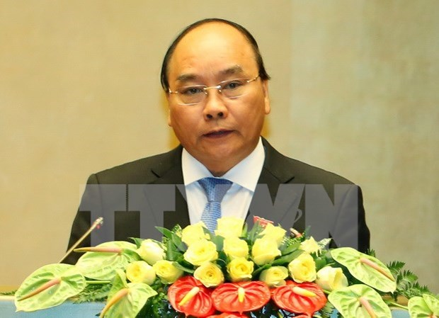 Biografia del primer ministro Nguyen Xuan Phuc hinh anh 1