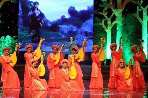 Con exito concluye festival artistico de paises sudesteasiaticos hinh anh 1