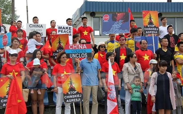 Homenajean en Polonia a martires vietnamitas hinh anh 1