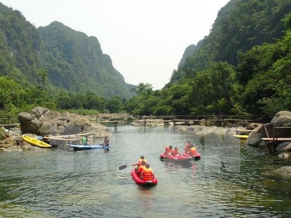 En alza cantidad de visitantes extranjeros a Vietnam hinh anh 1