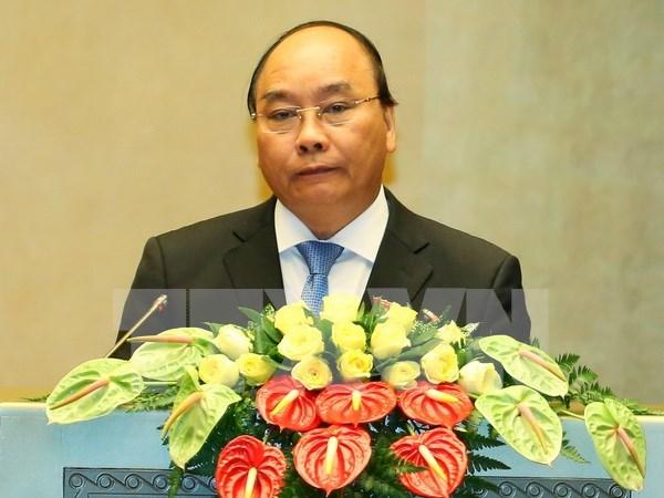 Diputados vietnamitas ponen expectativa en un gobierno de accion que sirve al pueblo hinh anh 1