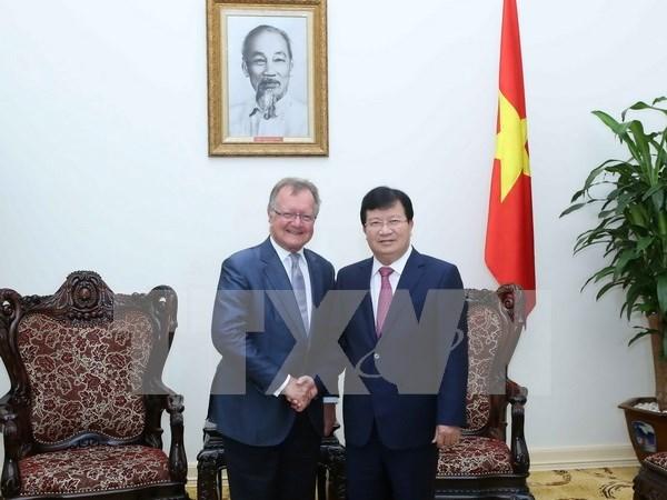 Valora experto de Harvard sobre perspectivas de desarrollo de Vietnam hinh anh 1