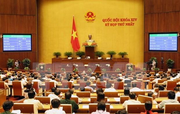 Parlamento vietnamita debate programa legislativo hinh anh 1