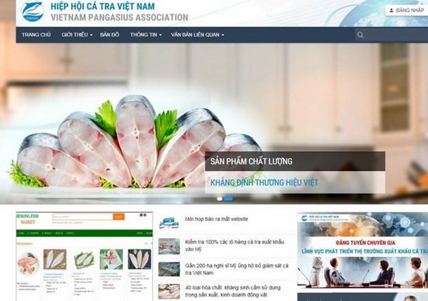 Estrenan sitios web para facilitar el cultivo y comercio de peces Tra hinh anh 1