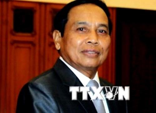 Fortalecen lazos entre Ciudad Ho Chi Minh y Laos hinh anh 1