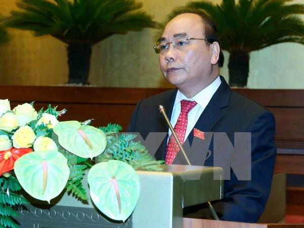 Parlamento vietnamita aprueba designacion de miembros del Gobierno hinh anh 1