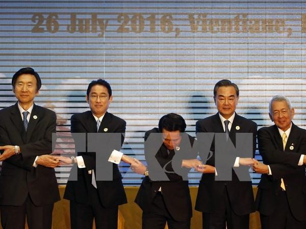China ratifica la importancia de la cooperacion con ASEAN hinh anh 1