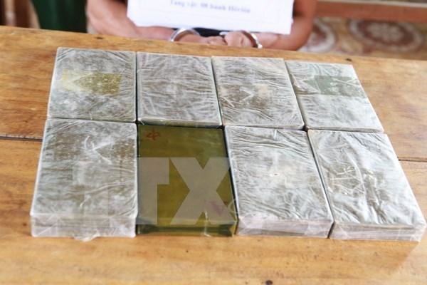 Vietnam y China cooperan en lucha antidroga hinh anh 1