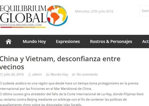 Respalda opinion publica argentina fallo de PCA hinh anh 1