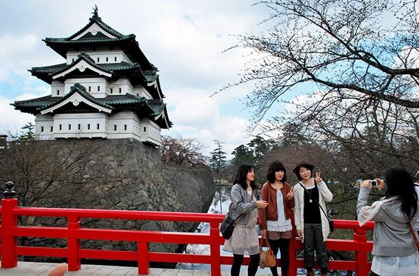 Japon, destino favorito de turistas vietnamitas hinh anh 1