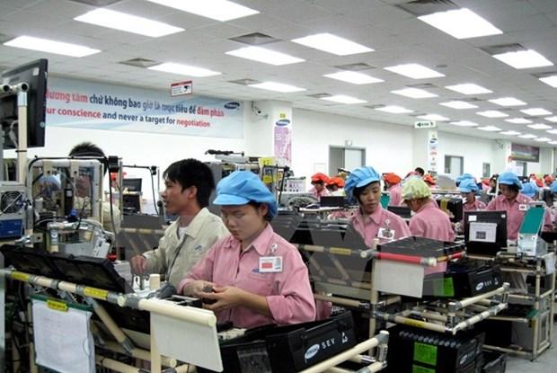 Se dispara inversion extranjera directa en Vietnam hinh anh 1